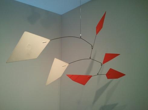 Alexander Calder 'mobile'