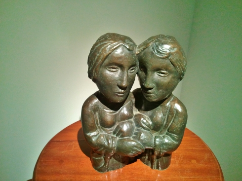 Small  bronze