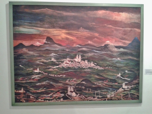Minas landscape
