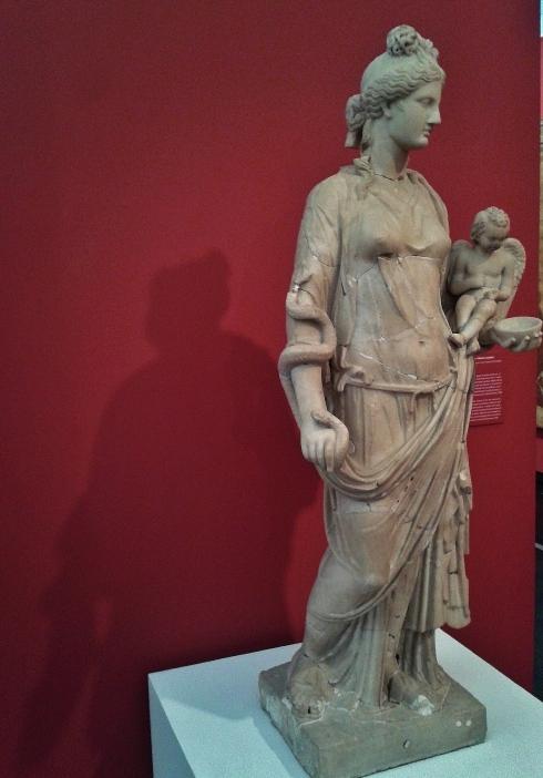 Goddess restored