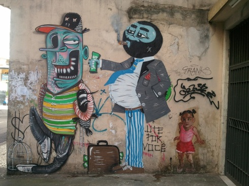 Rua Riacheulo in Rio